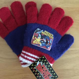 新品❤ポケモン 手袋 (手袋)