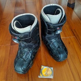 ディーラックス(DEELUXE)のDEELUXE スノボ ブーツ ボアダイヤル (ブーツ)