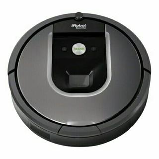 アイロボット(iRobot)のアイロボット ロボット掃除機 ルンバ960  日本仕様正規品 お掃除ロボット (掃除機)