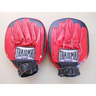 タイサマイストライカーミット 中古品(ボクシング)