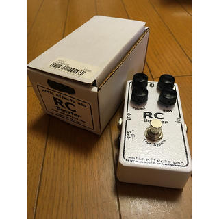 xotic RC Booster(エフェクター)