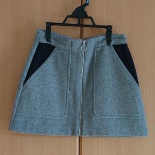 ザラ(ZARA)のスカート    ZARA   サイズ S(ミニスカート)