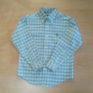 ブルックスブラザース(Brooks Brothers)のボーイズ130 チェックシャツ(ブラウス)