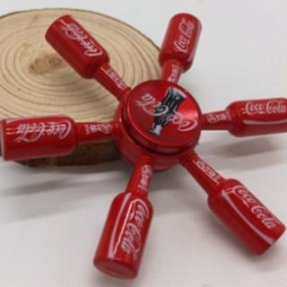 コカコーラ(コカ・コーラ)の大人気【送料無料】コカ・コーラ☆ハンドスピナー(その他)