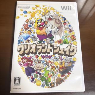 Wii - ワリオランドシェイク