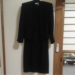 セシール(cecile)のブラックフォーマル 9AR セシール(礼服/喪服)