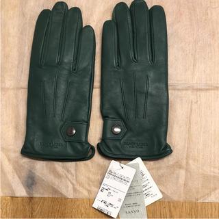 バーバリーブラックレーベル(BURBERRY BLACK LABEL)の最終値下げ!ブラックレーベル・クレストブリッジ手袋  新品未使用(手袋)