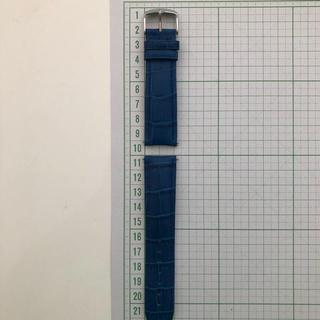 腕時計 革ベルト 牛革型押し 22mm-20mm の出品です。 (レザーベルト)
