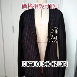 ハイドロゲン(HYDROGEN)のHYDROGENチェスターコートsize48 (チェスターコート)