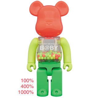 MEDICOM TOY - MY FIRST BE@RBRICK B@BY NEON Ver.  3set