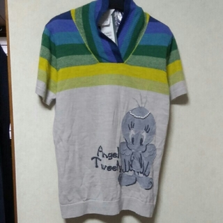グリーンクラブ(GREEN CLUBS)のグリーングラブセーターサイズL(ニット/セーター)