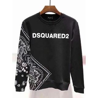 DSQUARED2 - DSQUARED2  カジュアル  長袖スウェット  Mサイズ