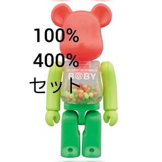 MEDICOM TOY - MY FIRST BE@RBRICK B@BY NEON Ver.