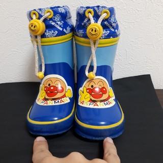 そら様専用  アンパンマン 長靴  14(長靴/レインシューズ)