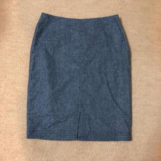 バナナリパブリック(Banana Republic)のバナナリパブリックタイトスカート美品(ひざ丈スカート)