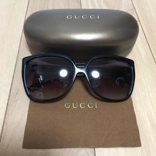グッチ(Gucci)の【美品❗️】サングラス(サングラス/メガネ)