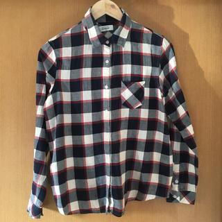 アルシーヴ(archives)のarchives   チェックシャツ(シャツ/ブラウス(長袖/七分))
