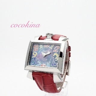 ガガミラノ(GaGa MILANO)の【GaGaMILANO】ナポレオーネ40MM☆ブラックシェル☆(腕時計)