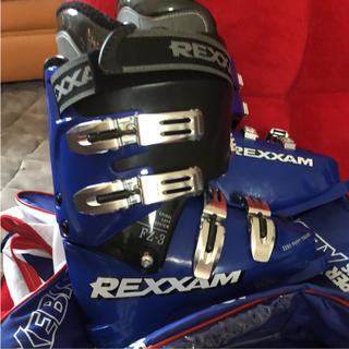 レグザム(REXXAM)のスキー靴   24  レグザム(ブーツ)