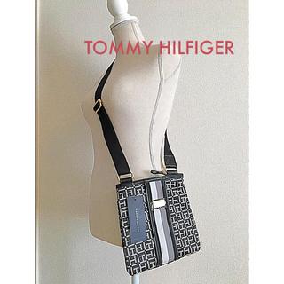TOMMY HILFIGER - ※訳あり特価※ TOMMY HILFIGER トミーヒルフィガー ショルダー 黒