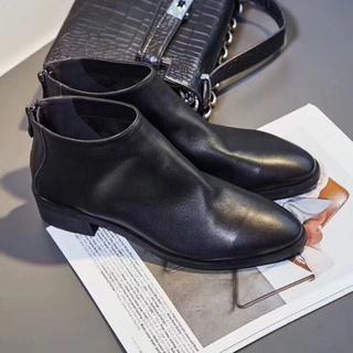 スチュワートワイツマン(Stuart Weitzman)のStuart Weitzman ブーツ 36 ブラック 3.5cm(ブーツ)