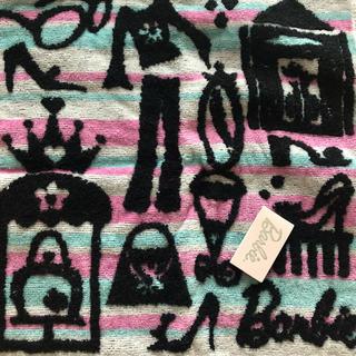 バービー(Barbie)のタオルハンカチ(ハンカチ/ポケットチーフ)