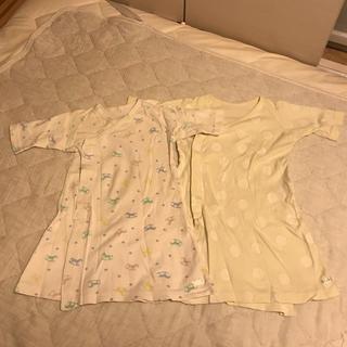 コンビミニ(Combi mini)のコンビミニ ベビーラップドレス2枚セット(その他)