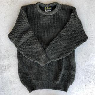 バーブァー(Barbour)のバブアー ニット セーター  ビンテージ ポロラルフローレン(ニット/セーター)