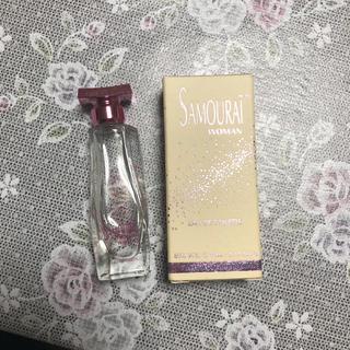 サムライ(SAMOURAI)のサムライウーマン オーデトワレ 5ml(香水(女性用))