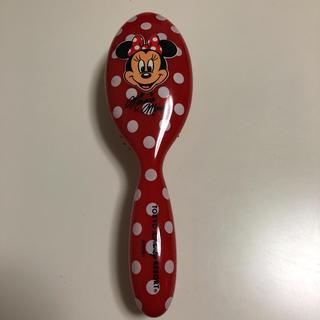 ディズニー(Disney)のミニーブラシ(ヘアブラシ)
