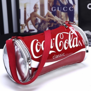 コカコーラ(コカ・コーラ)の【送料無料】コカコーラ♡ショルダーメッセンジャーバッグ(メッセンジャーバッグ)