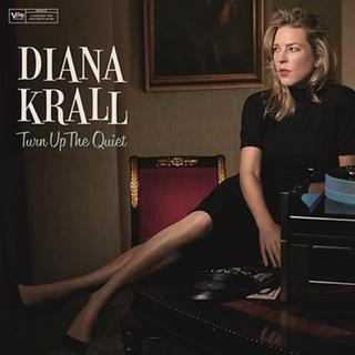 ダイアナクラール /DIANA KRALL/TURN UP THE QUIET(ジャズ)