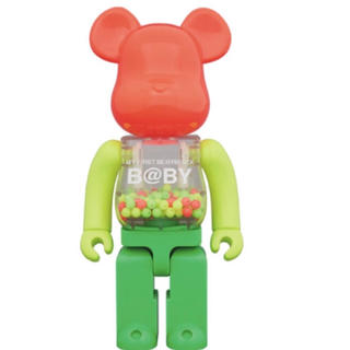 MEDICOM TOY - MY FIRST BE@RBRICK B@BY NEON ver