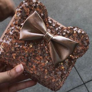 ディズニー(Disney)のラウンジフライ ローズゴールド 財布(財布)