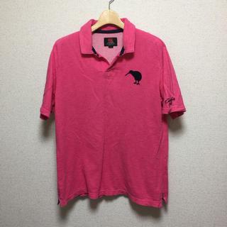 カンタベリー(CANTERBURY)のCANTERBURY タオル地ポロシャツ(ポロシャツ)