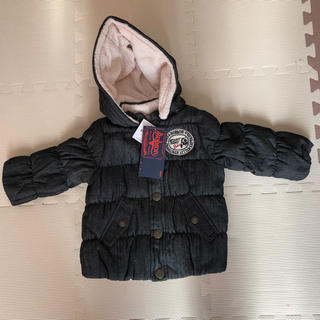 キムラタン(キムラタン)のボブソン 90 アウター コート 新品 未使用(ジャケット/上着)