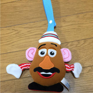 Disney - ポテトヘッド ベビーカー おもちゃ