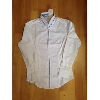 ナラカミーチェ(NARACAMICIE)の新品未使用☆ ナラカミーチェ パイピングシャツ(シャツ)