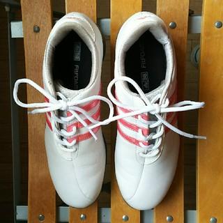アディダス(adidas)の週末のみ出品‼️アディダス ゴルフシューズ(シューズ)