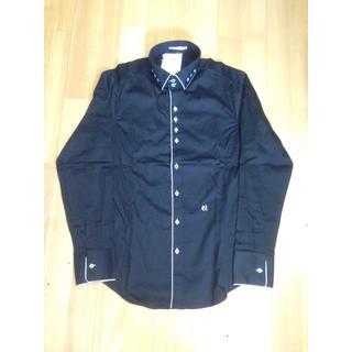 ナラカミーチェ(NARACAMICIE)の新品未使用☆ ナラカミーチェ ブラックシャツ(シャツ)