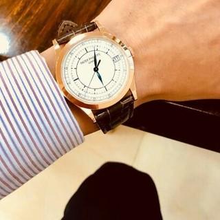 パテックフィリップ(PATEK PHILIPPE)のパテックフィリップ カラトラバ CALATRAVA 5296R ローズゴールド(腕時計(アナログ))