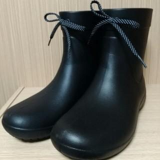 クロックス(crocs)のcrocs レインブーツ 25cm(レインブーツ/長靴)