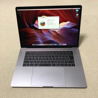 マック(Mac (Apple))のmacbook pro 15インチ 2016(ノートPC)