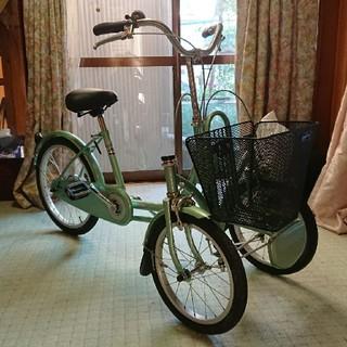 ブリヂストン(BRIDGESTONE)のブリヂストン ワゴン ミンナ MN―1(自転車)