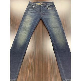 ヌーディジーンズ(Nudie Jeans)のNudie Jeans デニム 新品未使用タグ付き 送料無料(デニム/ジーンズ)