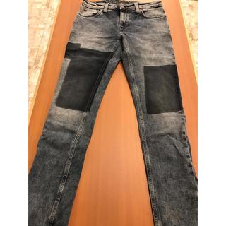 ヌーディジーンズ(Nudie Jeans)のNudie Jeans デニム 新品同様 送料無料(デニム/ジーンズ)