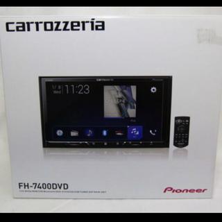 パイオニア(Pioneer)のfh-7400DVD(カーオーディオ)