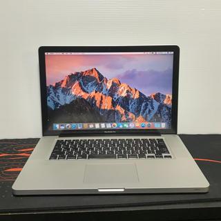 改良型 Macbook pro 15インチ 高性能(ノートPC)