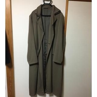 ヨウジヤマモト(Yohji Yamamoto)のヨウジヤマモト 17aw ロングコート(チェスターコート)