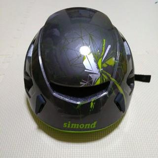 シモン(Simond)の登山用 ヘルメット simond 58〜61cm(登山用品)